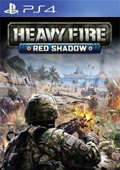 Buy Cheap Heavy Fire Red Shadow PS4 CD Key