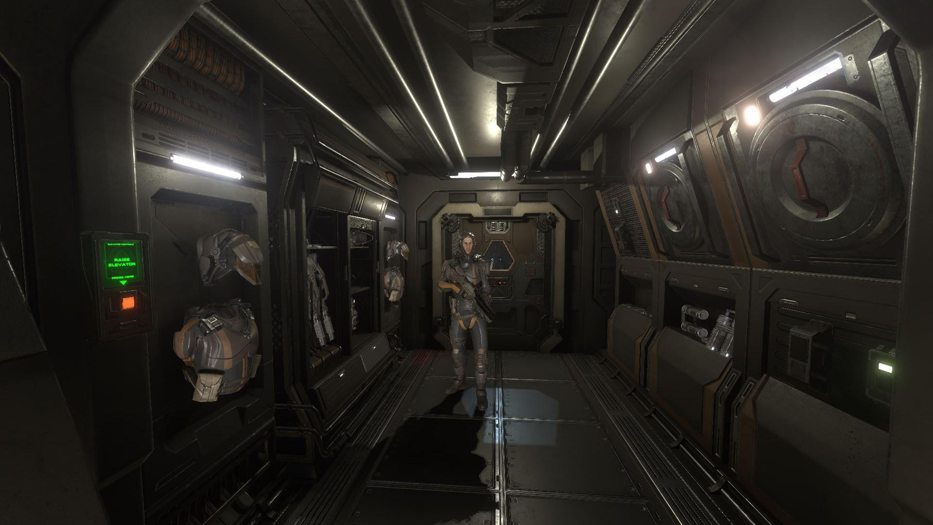 HELLION PC Screenshot