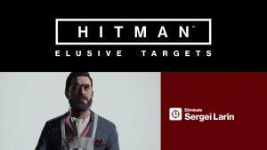Hitman reactives Elusive Targets