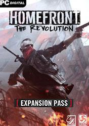 Buy Homefront The Revolution Expansion Pass pc cd key for Steam