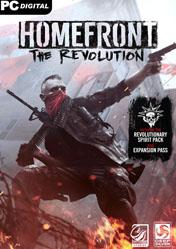 Buy Homefront The Revolution Freedom Fighter Bundle PC CD Key