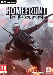 Buy Cheap Homefront The Revolution PC CD Key