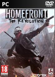 Buy Homefront The Revolution PC GAMES CD Key