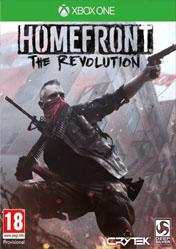 Buy Cheap Homefront The Revolution XBOX ONE CD Key