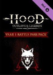 Buy Cheap Hood Outlaws & Legends Year 1 Battle Pass Pack PC CD Key