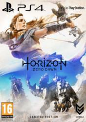 Buy Horizon Zero Dawn Limited Edition PS4 CD Key