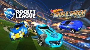 Hot Wheels is coming back to Rocket League for a second DLC