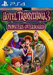 Buy Cheap Hotel Transylvania 3 Monsters Overboard PS4 CD Key