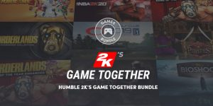 Humble 2K's Game Together Bundle now live!