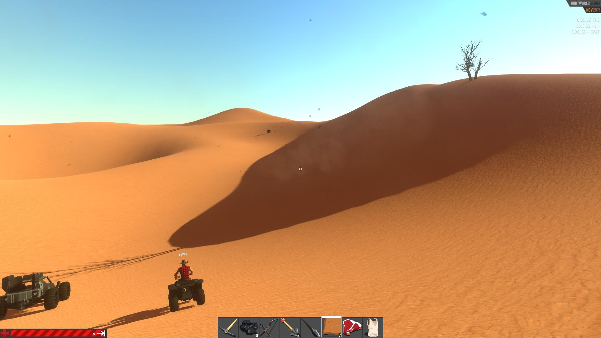 Hurtworld PC Screenshot