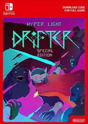 Buy Cheap Hyper Light Drifter NINTENDO SWITCH CD Key