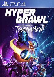 Buy HyperBrawl Tournament PS4 CD Key