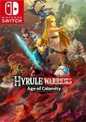 Buy Cheap Hyrule Warriors: Age of Calamity NINTENDO SWITCH CD Key