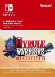 Buy Cheap Hyrule Warriors: Definitive Edition NINTENDO SWITCH CD Key