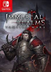 Buy Cheap Immortal Realms: Vampire Wars NINTENDO SWITCH CD Key
