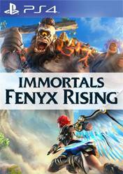 Buy Cheap Immortals Fenyx Rising PS4 CD Key
