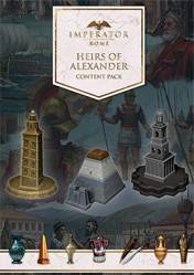 Buy Imperator Rome Heirs of Alexander Content Pack pc cd key for Steam