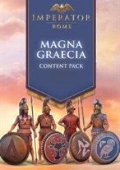 Buy Cheap Imperator: Rome Magna Graecia Content Pack PC CD Key