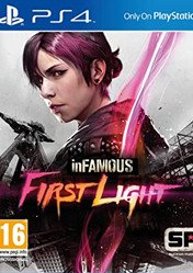 Buy inFAMOUS First Light PS4 CD Key