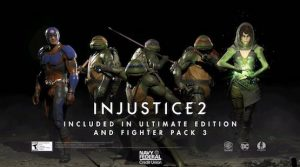 Injustice 2 confirms The Ninja Turtles as playable characters
