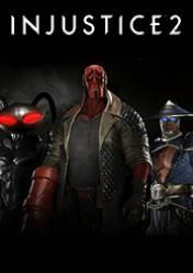 Buy INJUSTICE 2 FIGHTER PACK 2 DLC PC CD Key