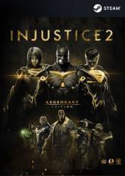 Buy Injustice 2 Legendary Edition pc cd key for Steam