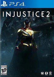 Buy Cheap Injustice 2 PS4 CD Key