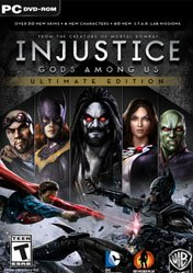 Buy Cheap Injustice Gods Among Us Ultimate Edition PC CD Key