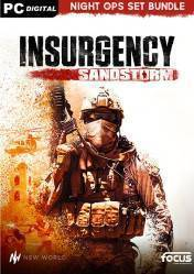 Buy Cheap Insurgency: Sandstorm Night Ops Set Bundle PC CD Key