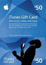 Buy ITunes Gift Card $50 PC CD Key