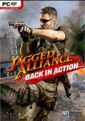 Buy Jagged Alliance Back in Action pc cd key for Steam