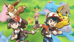 Japan: Pokémon Let's Go bestselling game for 2 consecutive weeks