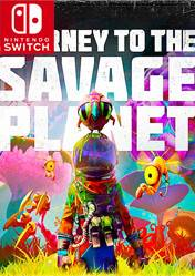 Buy Cheap Journey To The Savage Planet NINTENDO SWITCH CD Key