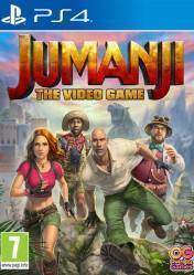 Buy JUMANJI: The Video Game PS4