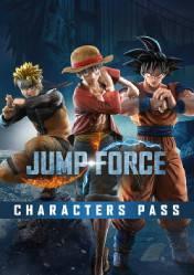 Buy Cheap JUMP FORCE Characters Pass PC CD Key