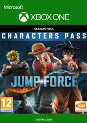 Buy JUMP FORCE Characters Pass Xbox One