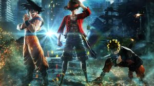 Jump Force confirms its release date: February 15th