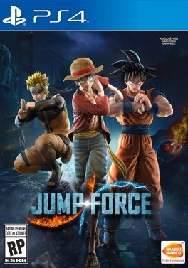 Buy Cheap JUMP FORCE PS4 CD Key