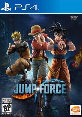 Buy JUMP FORCE PS4 CD Key