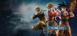 Jump Force released its Story Trailer with custom character creation!