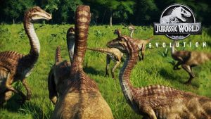 Jurassic World Evolution adds six new species