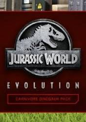 Buy Cheap Jurassic World Evolution: Carnivore Dinosaur Pack PC CD Key