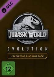 Buy Jurassic World Evolution: Cretaceous Dinosaur Pack PC CD Key