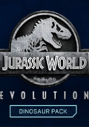 Buy Jurassic World Evolution Deluxe Dinosaur Pack PC CD Key