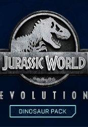 Buy Jurassic World Evolution Deluxe Dinosaur Pack pc cd key for Steam