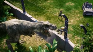Jurassic World Evolution hits one million sales