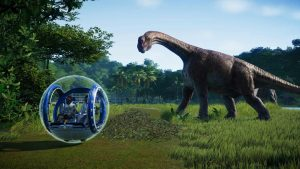 Jurassic World Evolution publishes a new trailer and confirms its release date for June 12