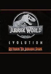 Buy Cheap Jurassic World Evolution: Return To Jurassic Park PC CD Key