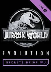 Buy Jurassic World Evolution: Secrets of Dr Wu PC CD Key