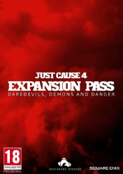 Buy Just Cause 4: Expansion Pass pc cd key for Steam